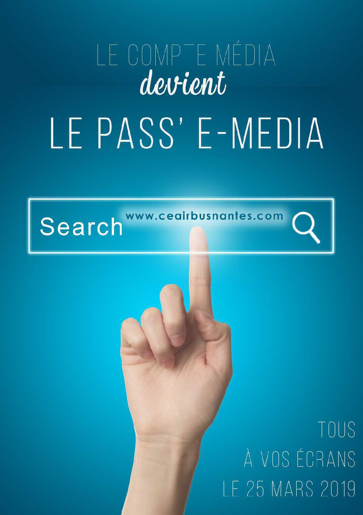 InFO CE : Pass' E-media.