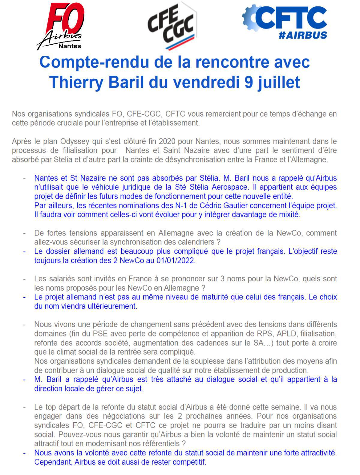 Rencontre avec Thierry Baril