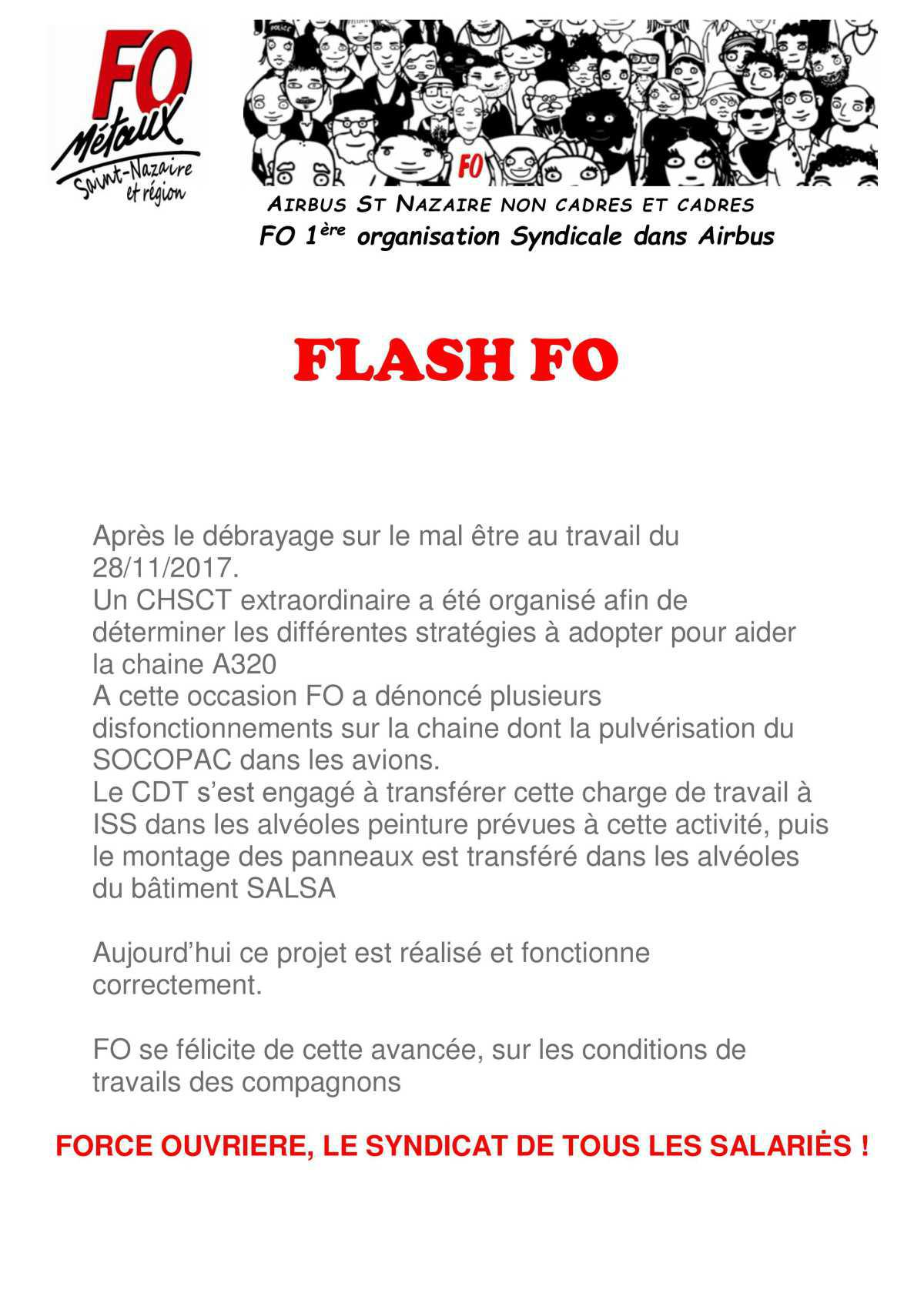 Flash SOCOPAC A320