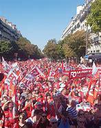 Manifestation Mardi 10 Décembre