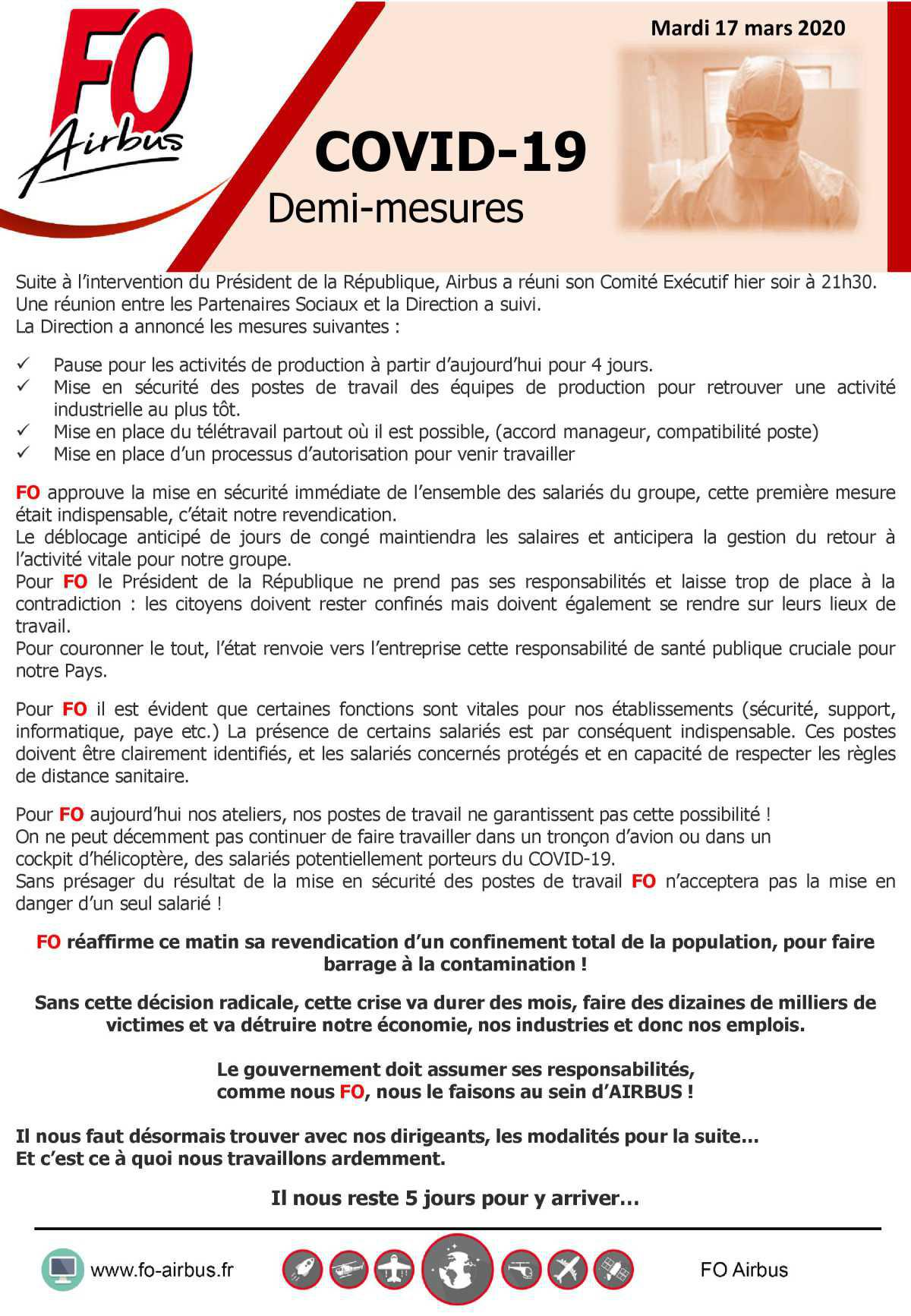 FO vous accompagne
