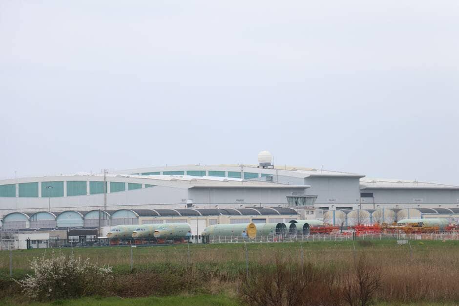 Coronavirus. Reprise partielle à l'usine Airbus de Saint-Nazaire dès lundi