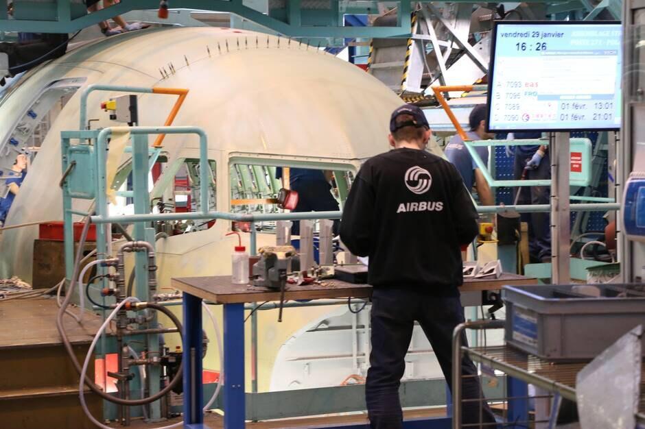 Coronavirus - Montoir-de-Bretagne : FO Airbus, la sécurité avant la production