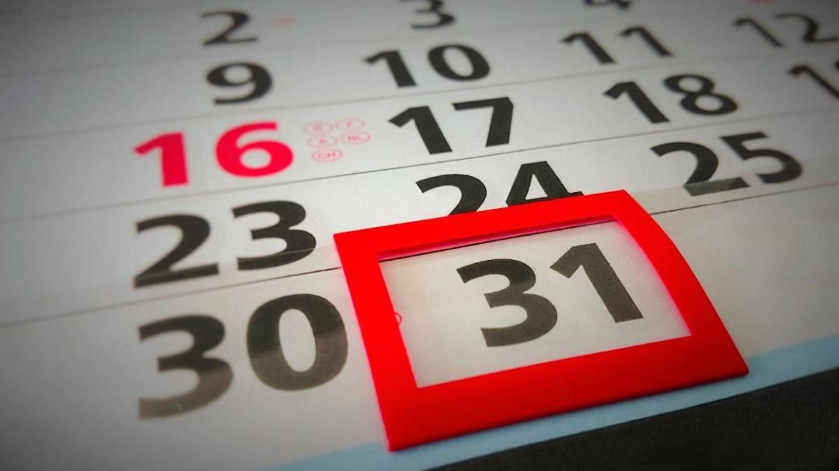 Quels jours de repos pour 2020 ?