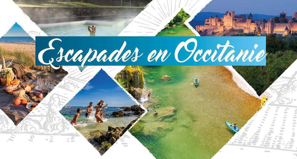 Catalogue Escapades en Occitanie