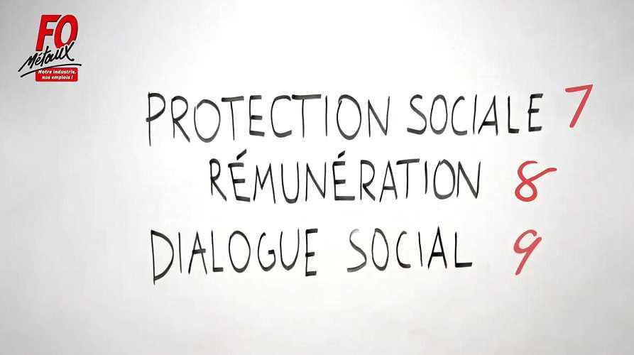 Evolution du Dispositif Conventionnel de la Métallurgie (Protection sociale, rémunération, dialogue social...)