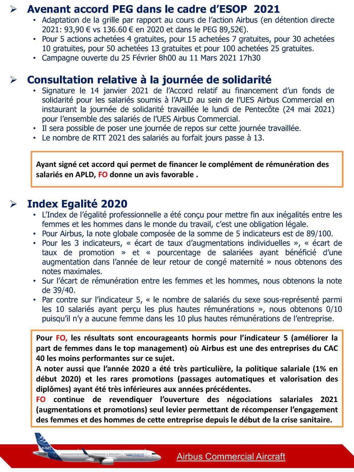 CSE-C du 24 Février 2021