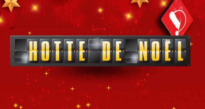 Hotte De Noël: Report Exceptionnel jusqu'au Dimanche 25 Avril