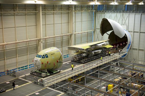 1ère réunion d'information sur le projet de création de nouvelles entreprises d'assemblage des aérostructures au sein du Groupe Airbus