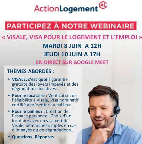 Action Logement: participez à notre webinaire