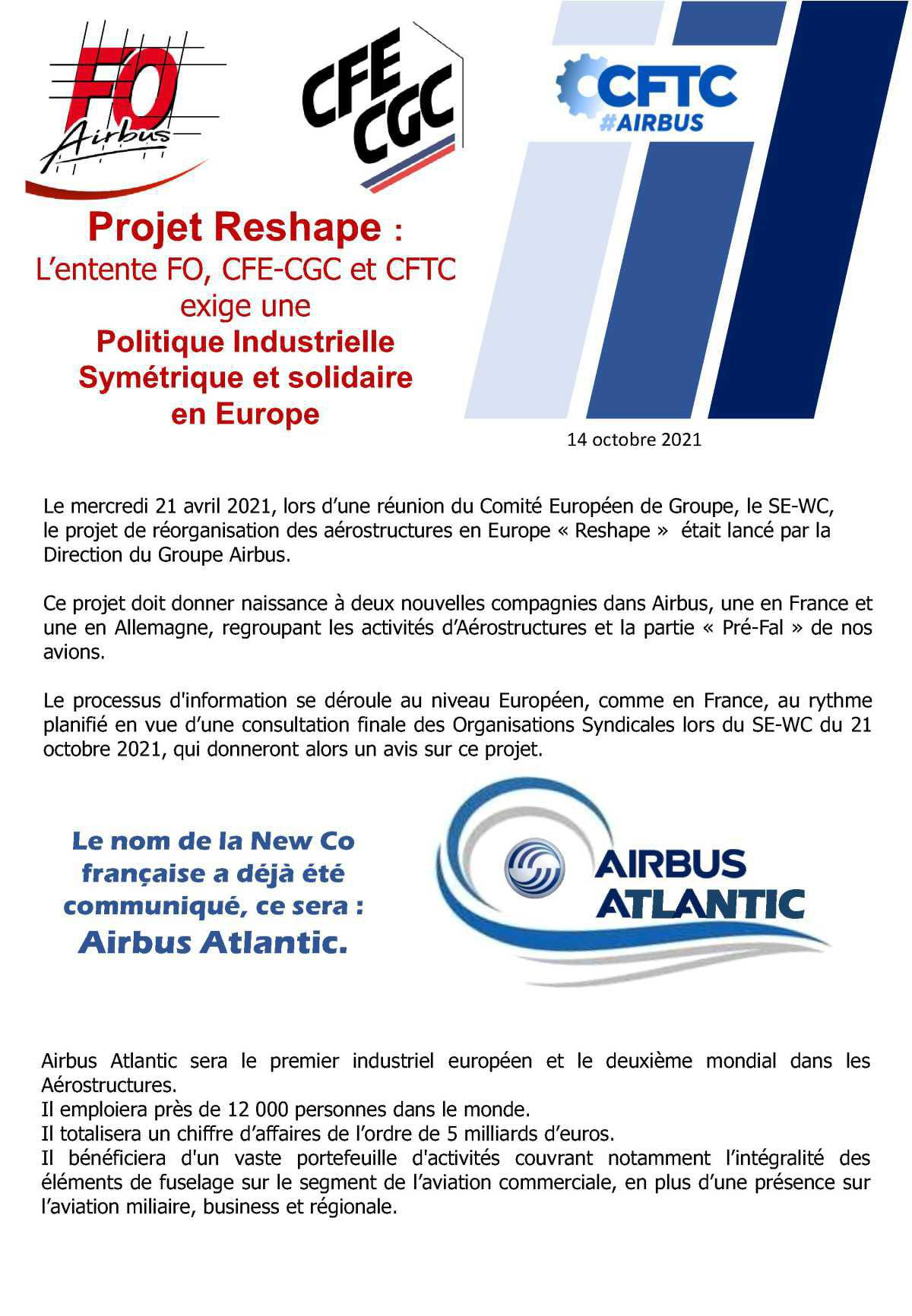 Projet Reshape