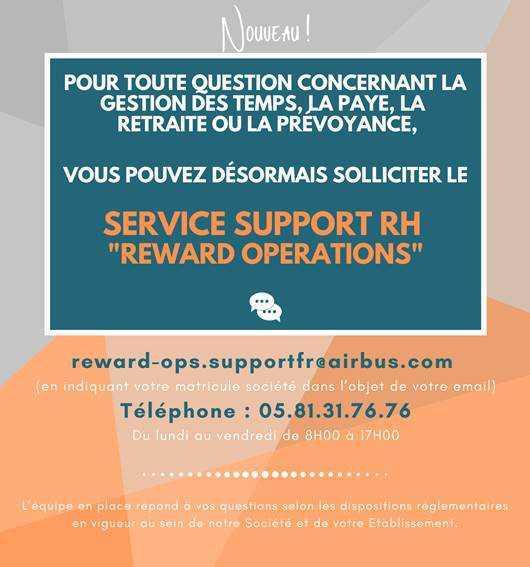 Service support RH