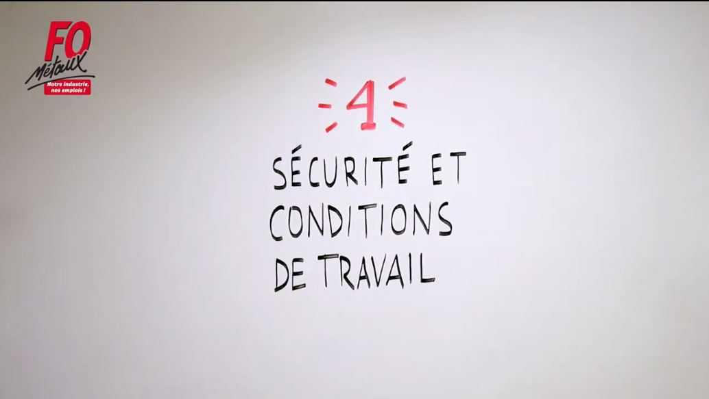Evolution du Dispositif Conventionnel de la Métallurgie (réforme UIMM) - Vidéo 5 - SANTE AU TRAVAIL