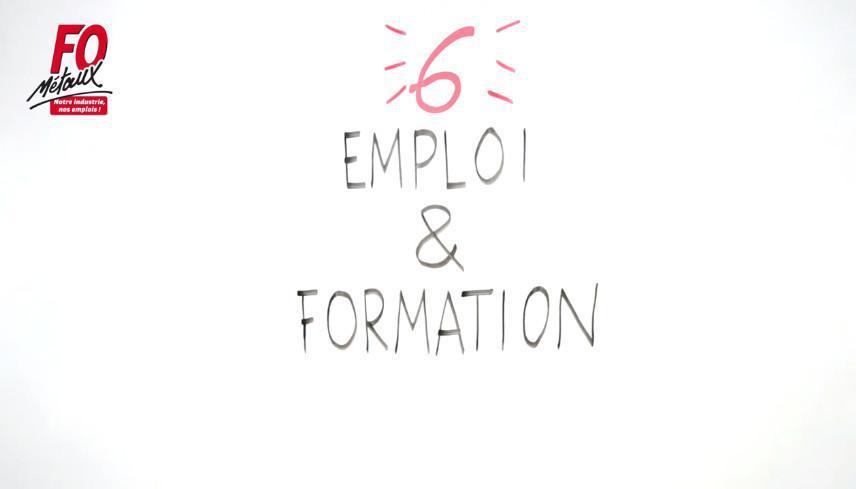 Evolution du Dispositif Conventionnel de la Métallurgie (réforme UIMM) - Vidéo 7 - EMPLOI ET FORMATION