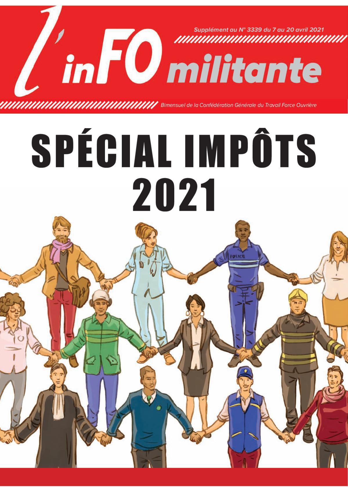 Spécial impôts 2021