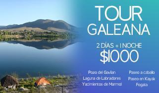 Tour Galeana 2 días + 1 noche $1000 por persona