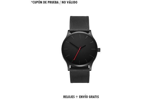Relojes + Envío Gratis