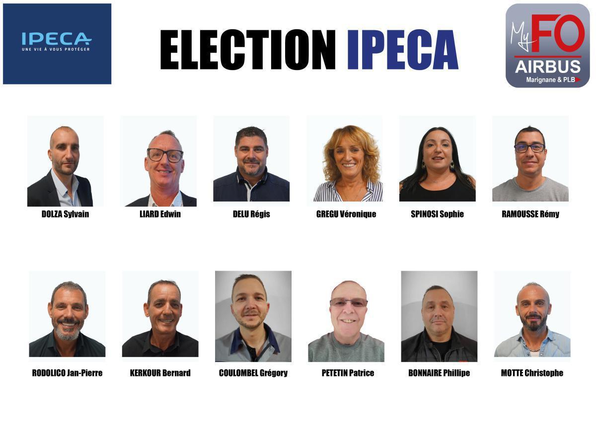 Elections IPECA: Nous avons besoin de vous !!!