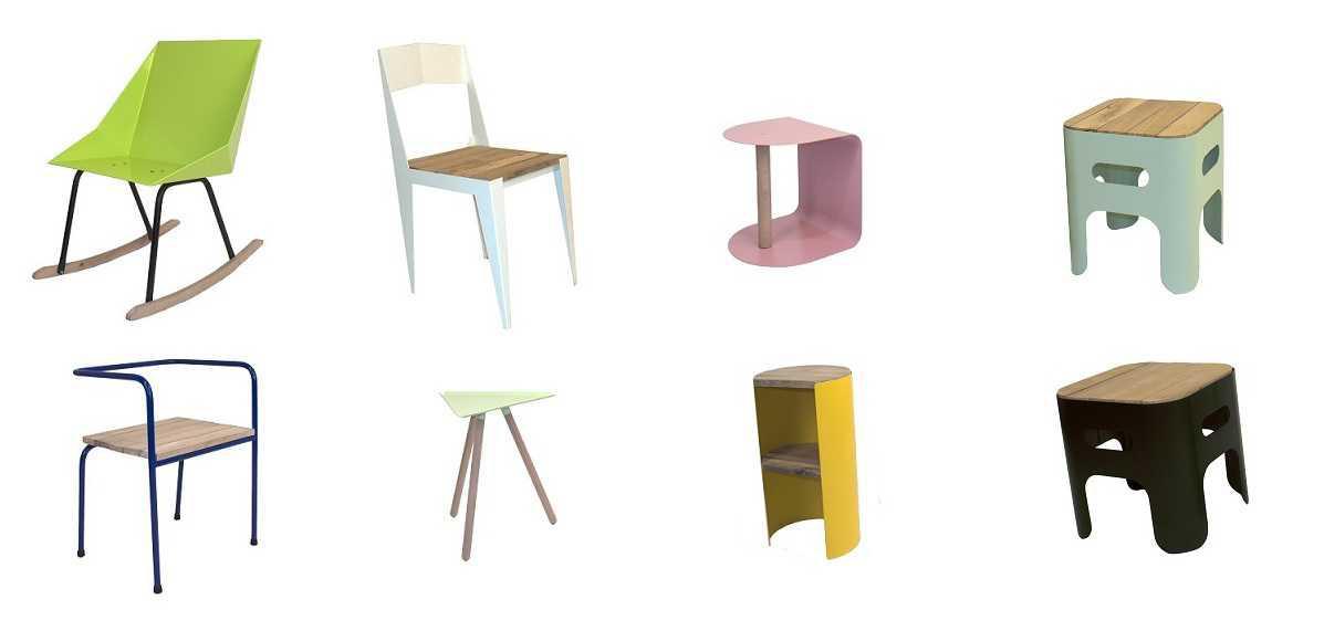 Vyrile, des meubles qui vont faire un mâl(e)heur