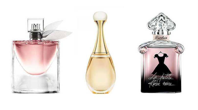 Les parfums les plus vendus en France sont...