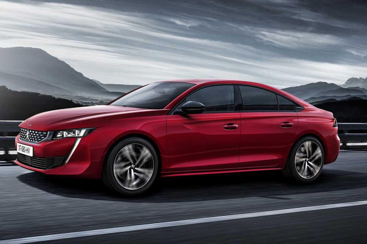 Peugeot 508, plus belle ma berline