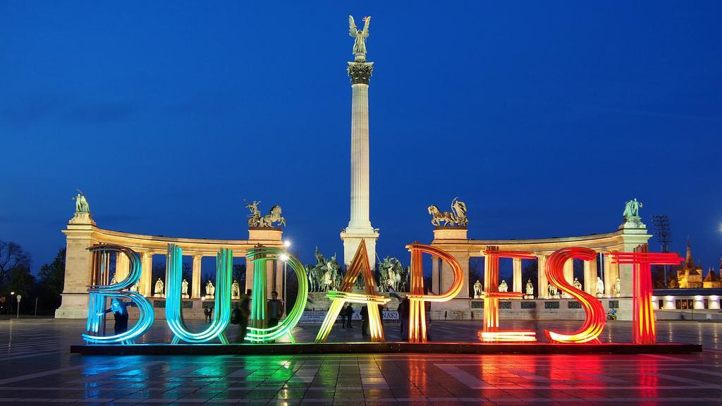 San Valentino a Budapest