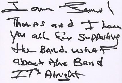 Jamal Thomas 2005 11 juillet