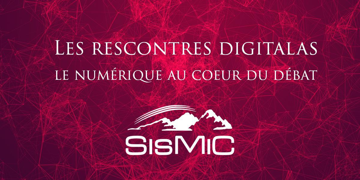 """11ème Édition des """"RESCONTRES DIGITALAS"""""""