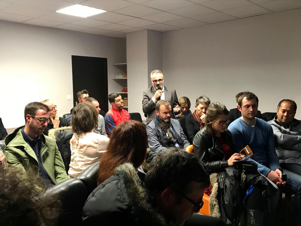 Conférence de presse Réseau A3