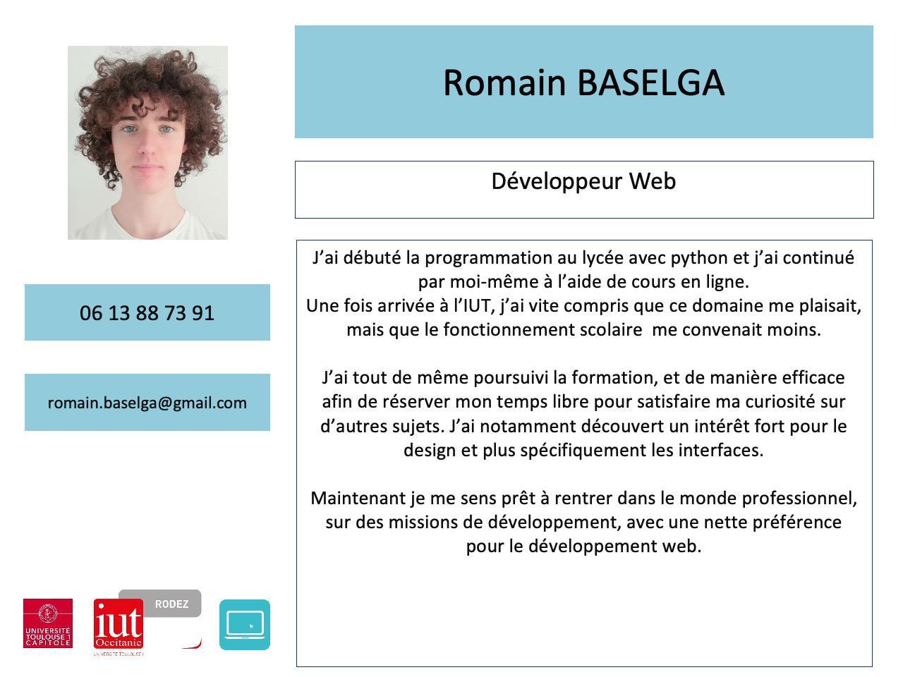 Romain BASELGA