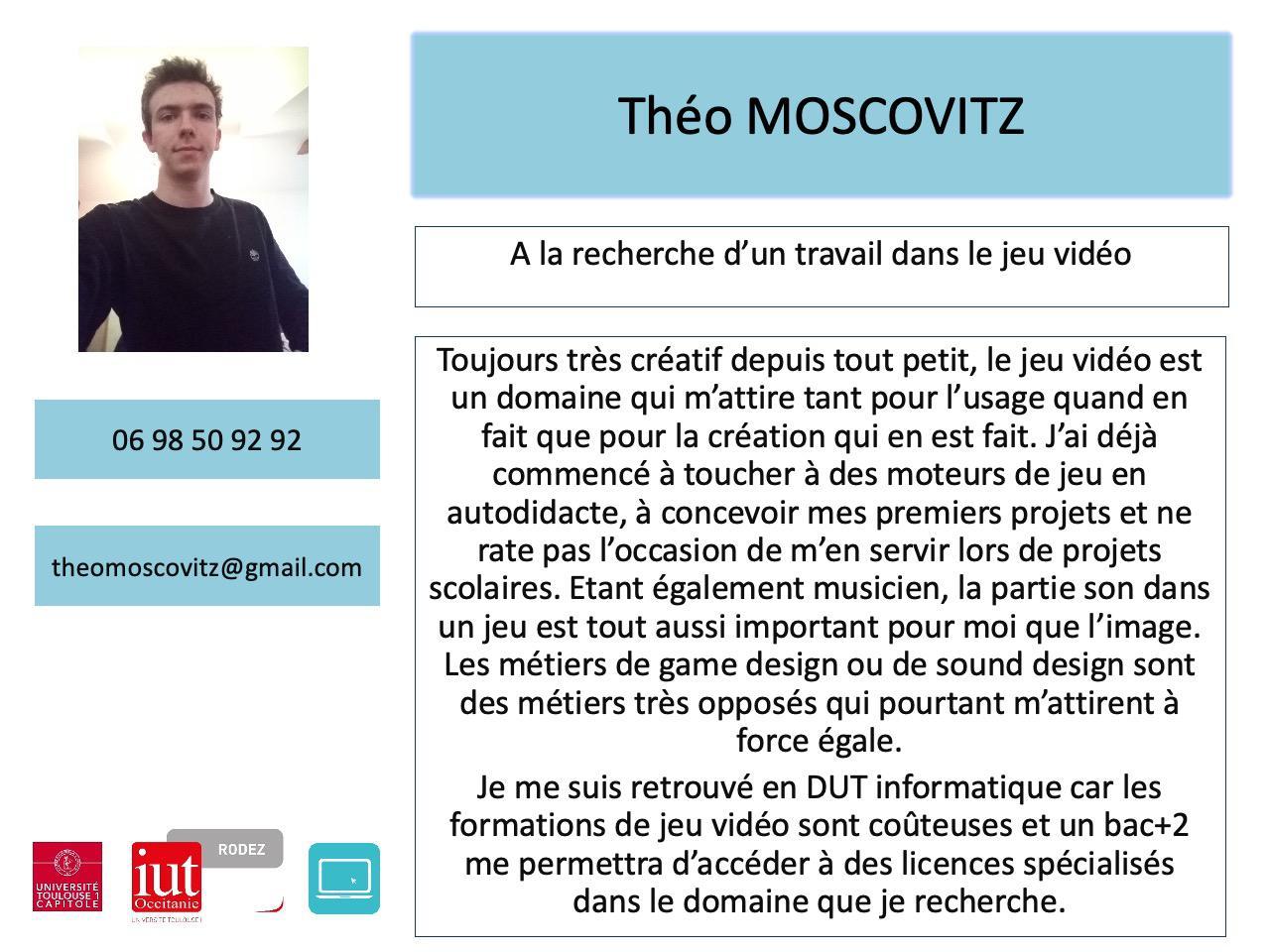 Theo Moscovitz
