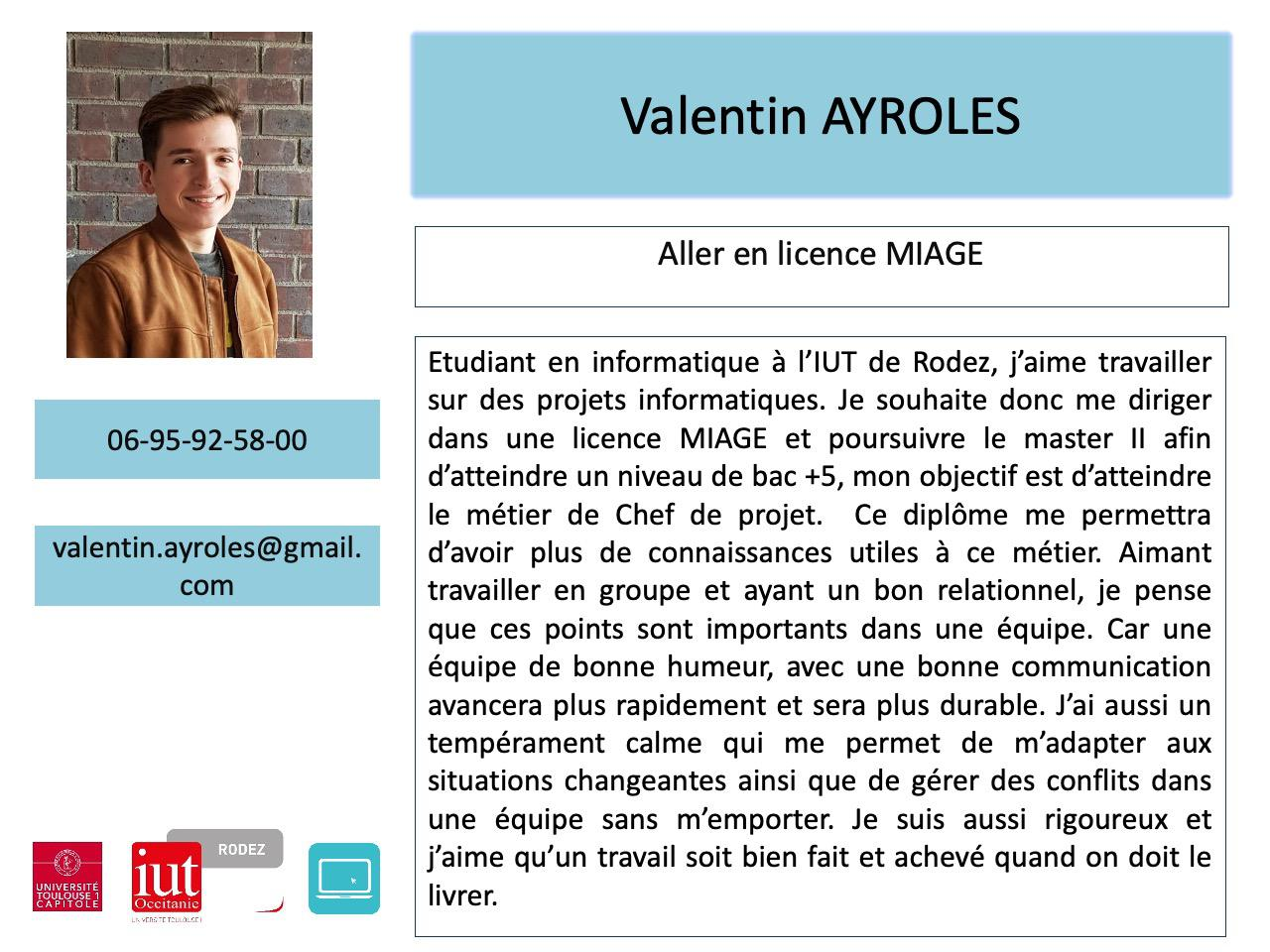 Valentin Ayroles