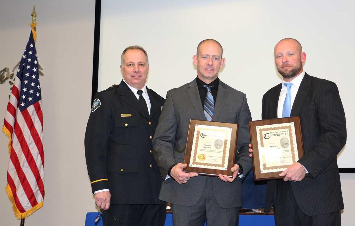 Boulder Police Department 2019 Awards Ceremony