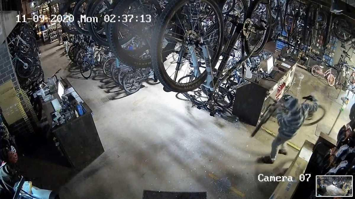 Boulder police investigating burglary at local bike shop