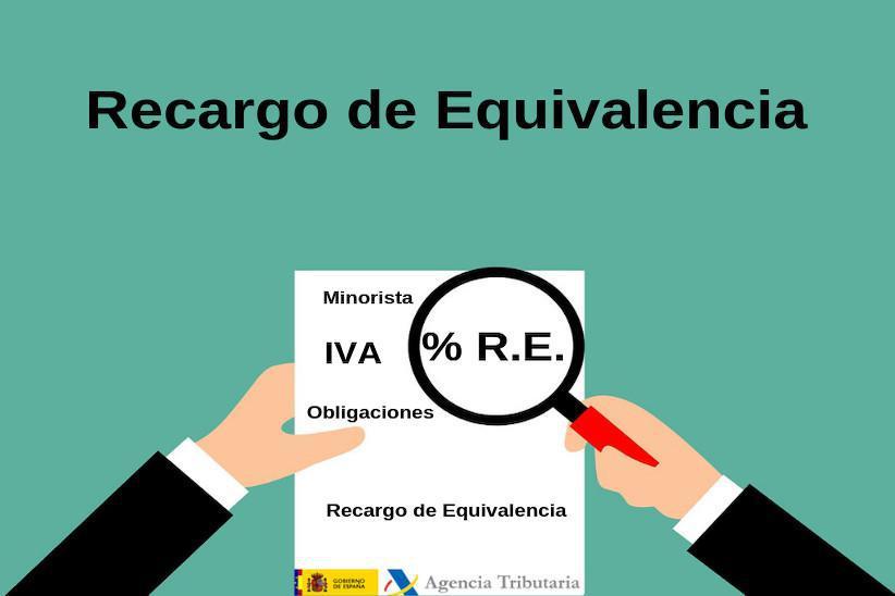 RECARGO DE EQUIVALENCIA PARA COMERCIOS DE NAVARRA
