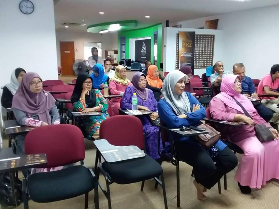 Seminar Kewangan HQ DPEIN Senawang