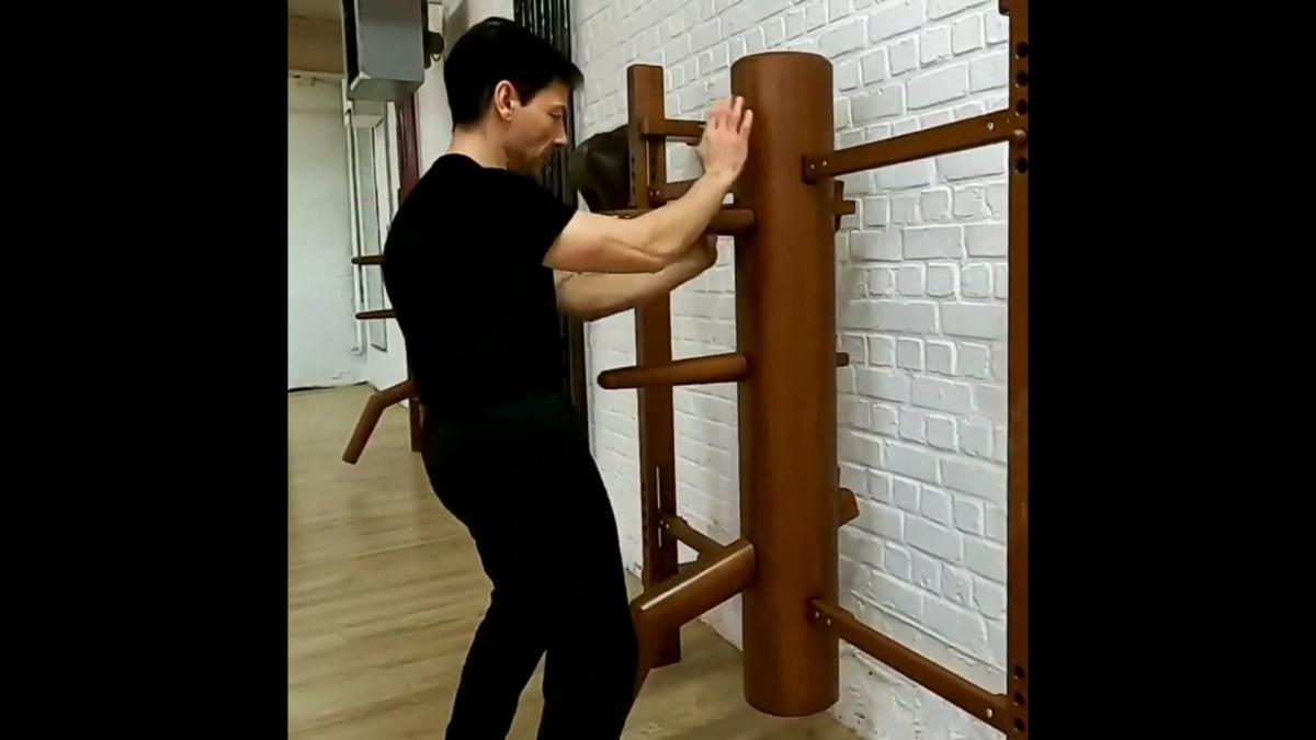 Mannequin de bois - 1ère séquence (sans explications)