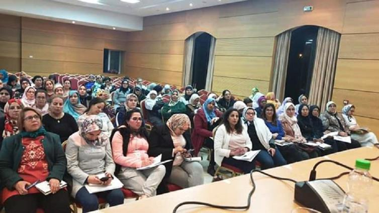 في بيان دورة مراكش لكاتبات فروع منظمة المرأة الاستقلالية