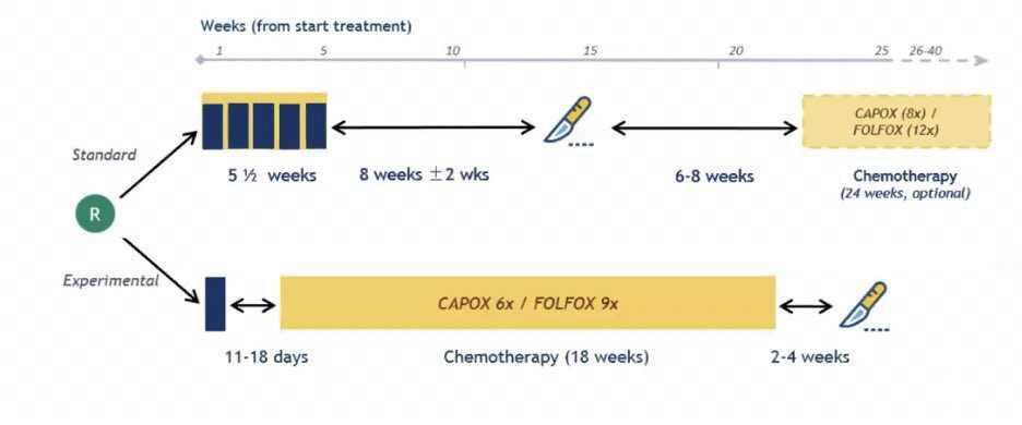 Plus vite et plus efficace : du nouveau pour le cancer du rectum.