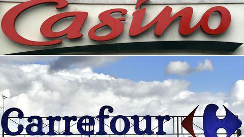 Feuilleton de l'été ou simples rumeurs spéculatives :Barclays juge possible une fusion Carrefour/Casino