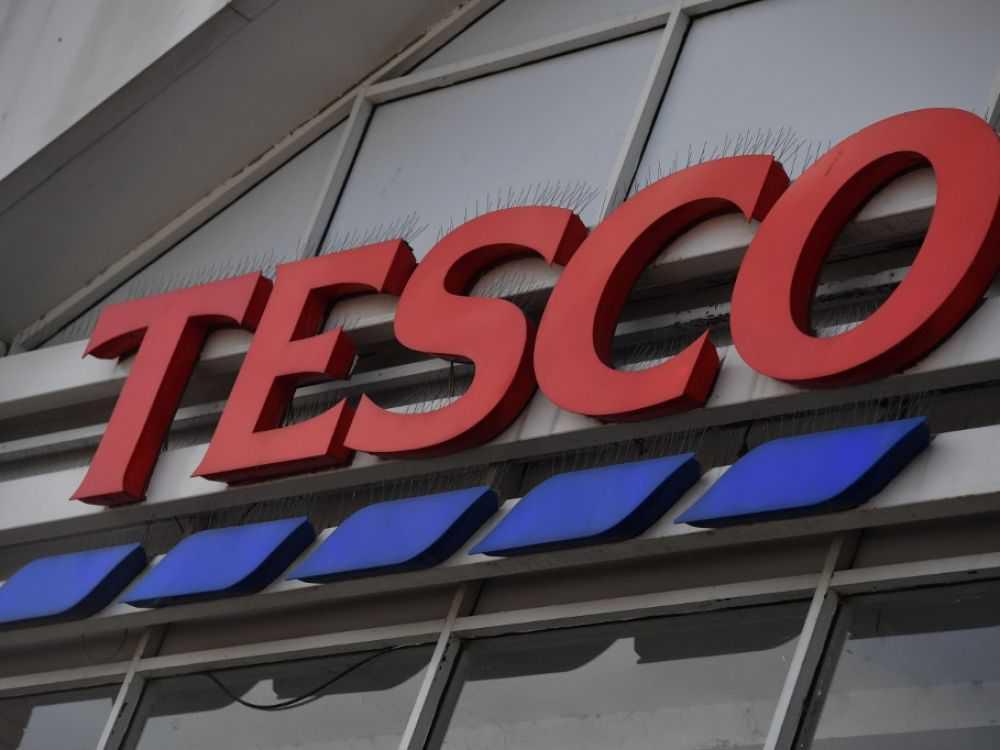 Le géant des supermarchés Tesco supprime 4.500 emplois