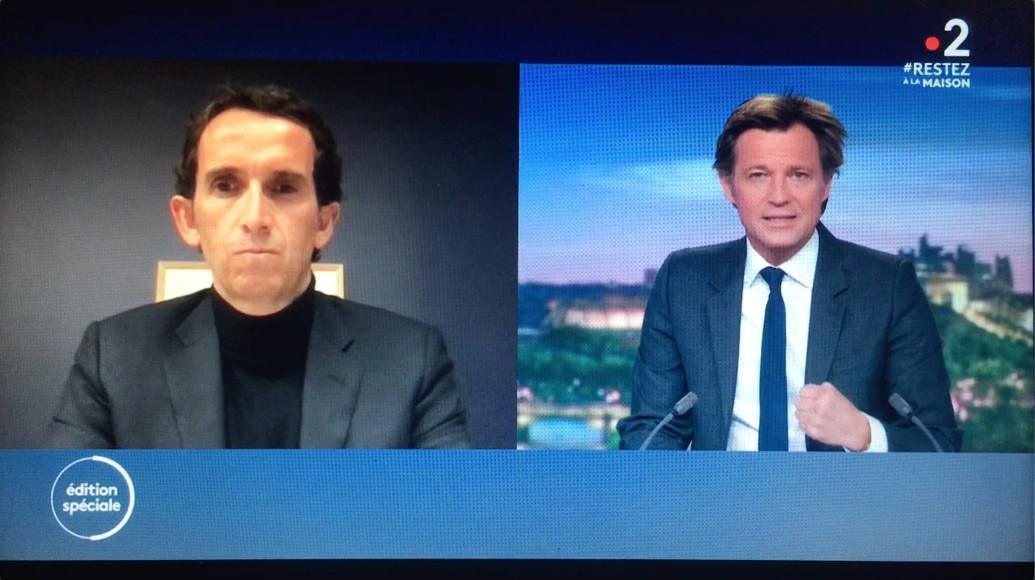 Alexandre Bompard l'a annoncé : Carrefour versera une prime de 1000€ à chacun de ses collaborateurs