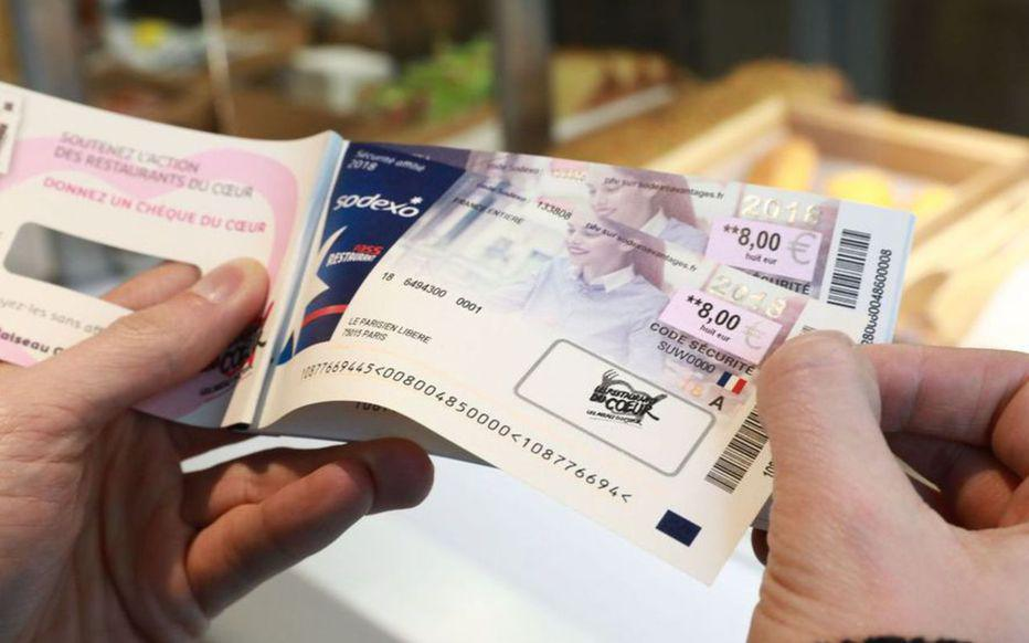 Tickets-restaurants : le plafond passe de 19 à 38 euros par jour jusqu'à fin 2020