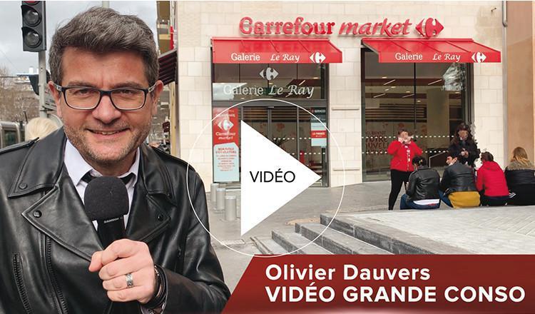 """Comment Carrefour Market """"investie"""" dans la Location Gérance"""