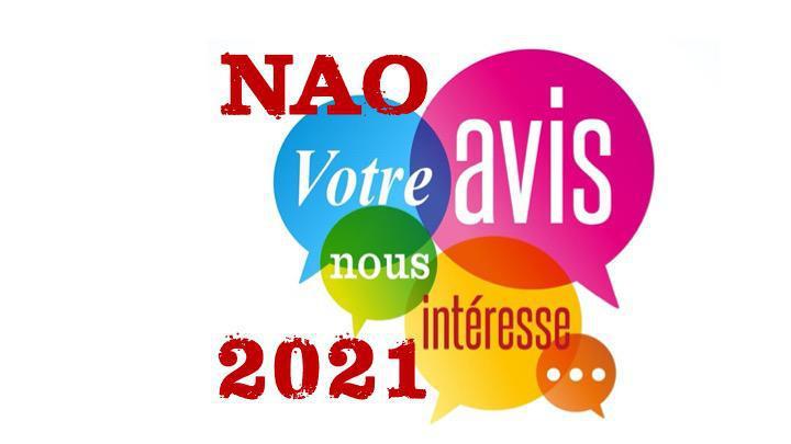 NAO 2021 : ultimes propositions de la Direction, donnez votre avis !