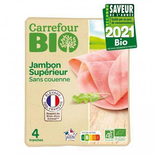 Bio : Carrefour joue la carte des Saveurs de l'année