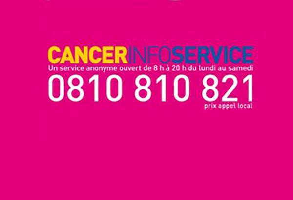 Cancer info service