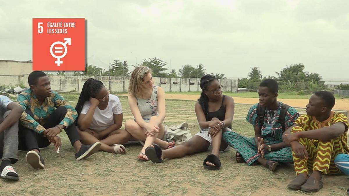 Youth 4 change au Bénin