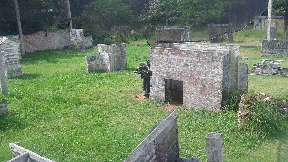 Arenawood Paintball