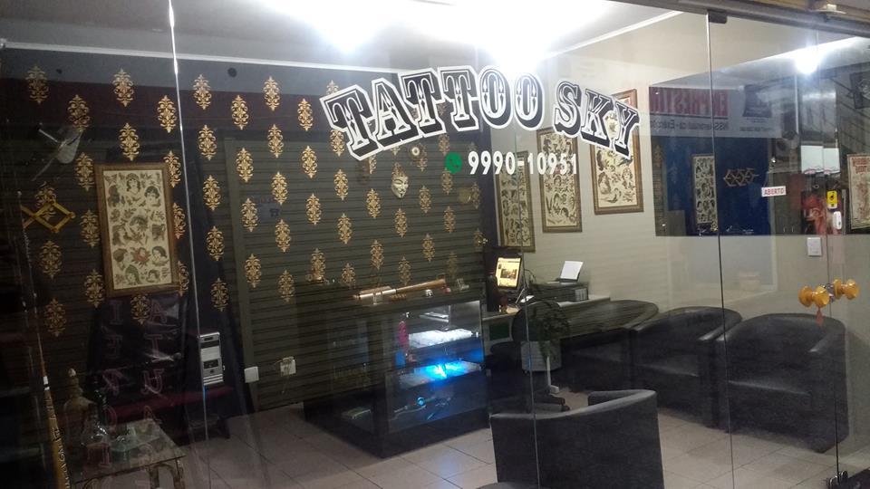 Tattoo Sky Studio